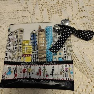 Brighton accessory or makeup bag